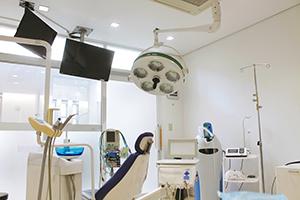 石川歯科手術室